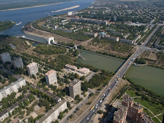 Krasnoameyskiy district of Volgograd 001
