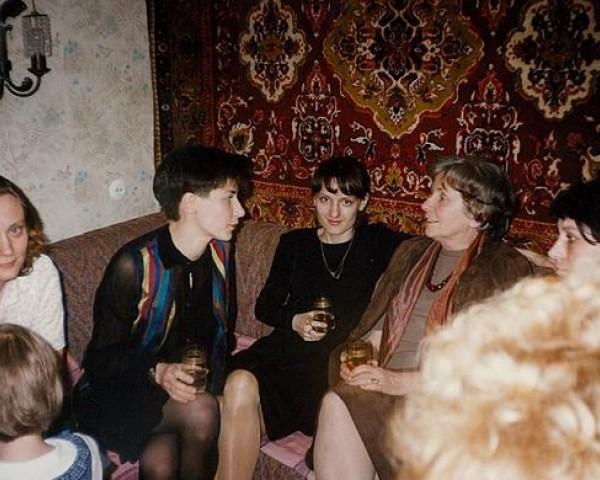 Grete Leutz Rostov 1995