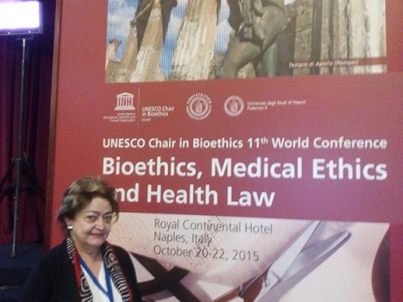 October 2015 Bioethics